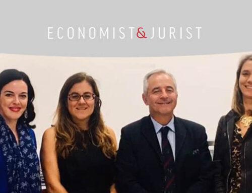 Nuestros abogados nominados a los Premios Economist & Jurist 2020